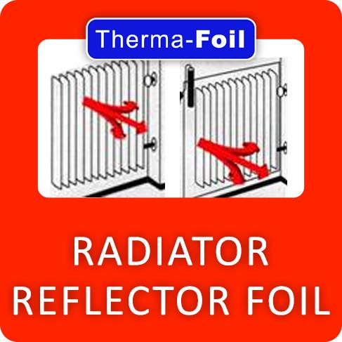 Radiator & Roofs Insulation